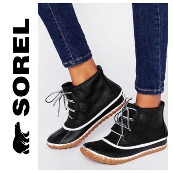 Sorel Shoes   Sorel Out N About Lace Up